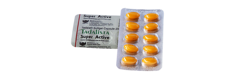 acheter Tadalista Super Active en ligne
