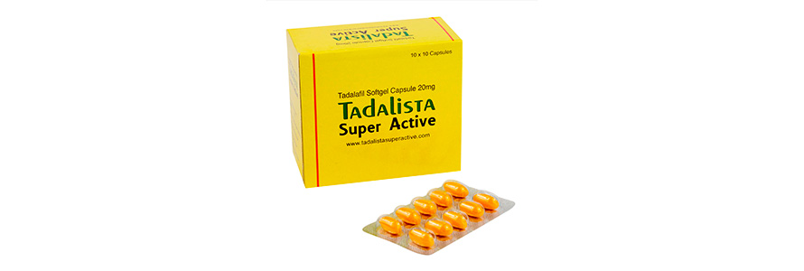 acheter Tadalista Super Active pas cher